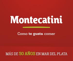 Montecatini - Mar del Plata