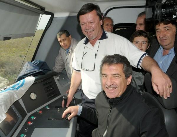 Ramal Paraná-Concepción del Uruguay parado por refacciones