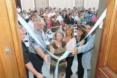 UPCN: escuela inaugurada