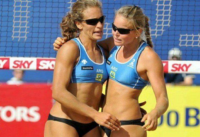 Beach Volley: Argentina con futuro complicado