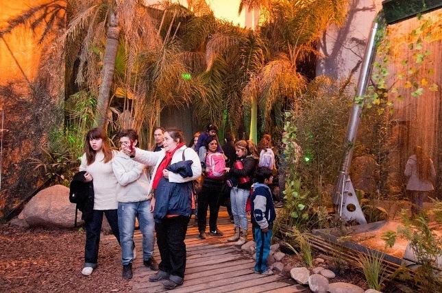 Tecnópolis: paseo por la naturaleza argentina