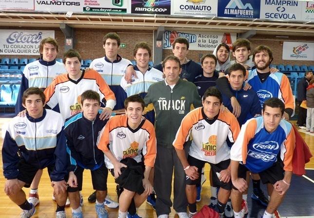Clínica ESCO-CODITEP: doble turno catedrático de Joan Plaza