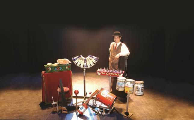 """Arranca el ciclo """"Teatro como vehículo de la comunicación"""""""