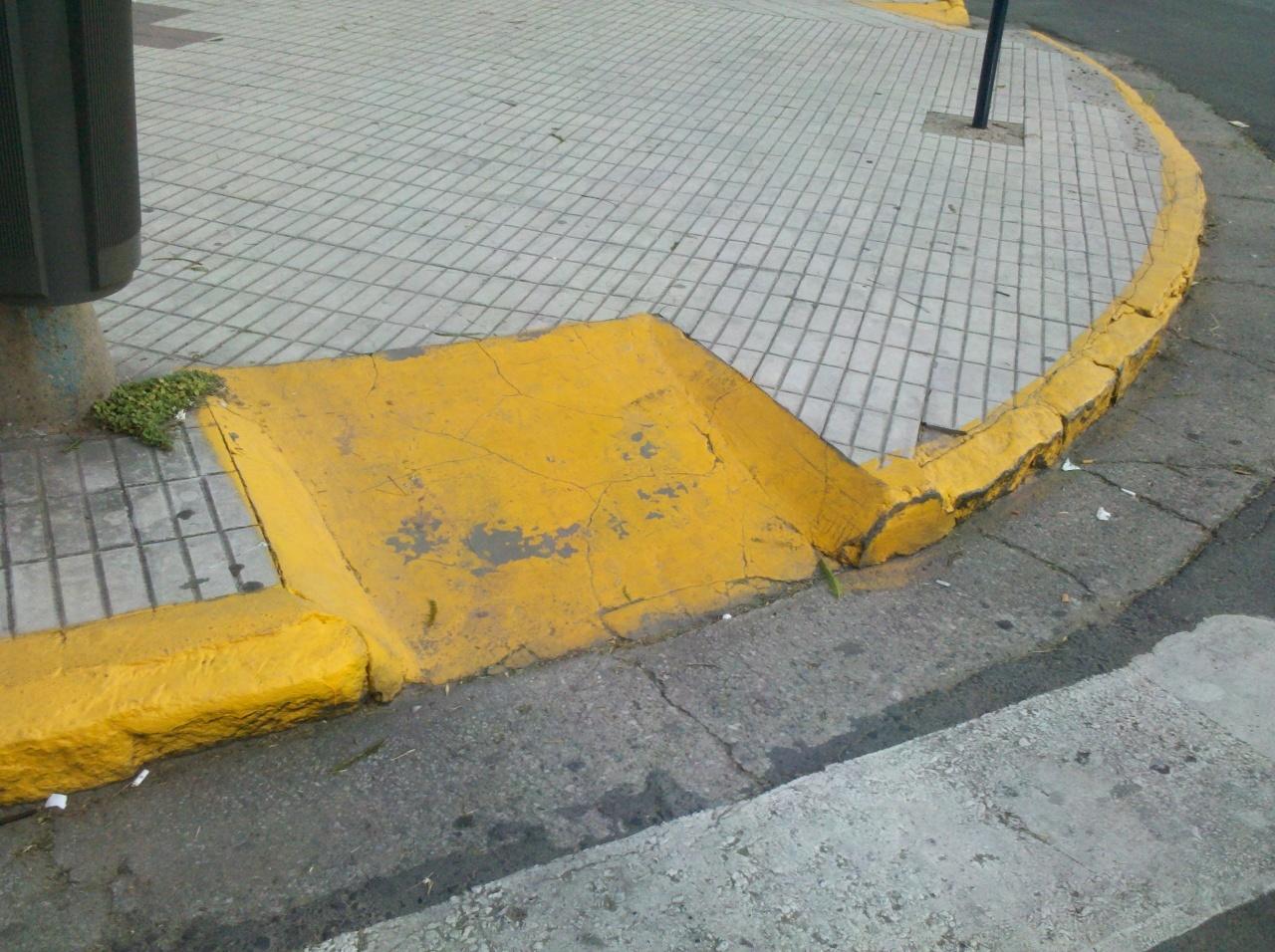 Accesibilidad M S Rampas Otro Deber Municipal Cuesti N