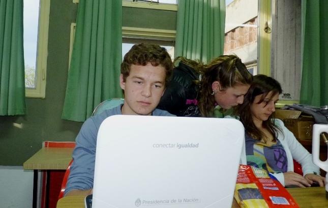 Continuará en mayo la entrega de netbooks del Conectar Igualdad