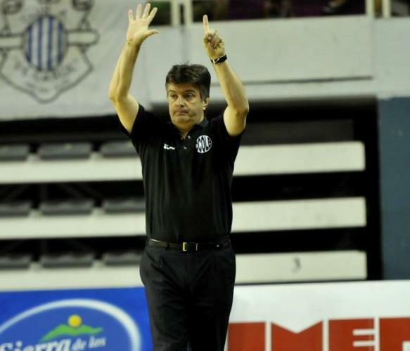 """Fernando Duró el nuevo """"Domador"""" de los """"Tigres"""""""