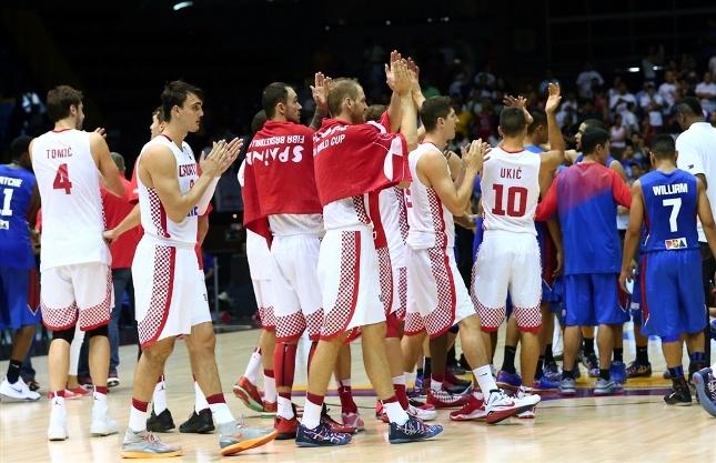FIBA World Cup 2014: se viene Croacia
