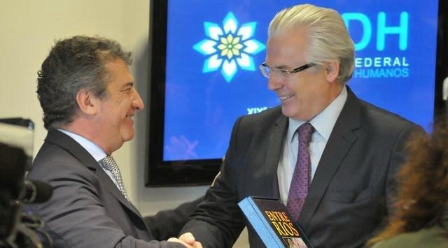 La UADER entregará el título Doctor Honoris Causa al jurista español Baltasar Garzón