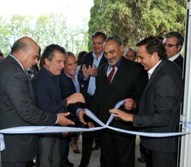 Obras en Gualeguay: Urribarri inauguró otra Escuela Agrotécnica