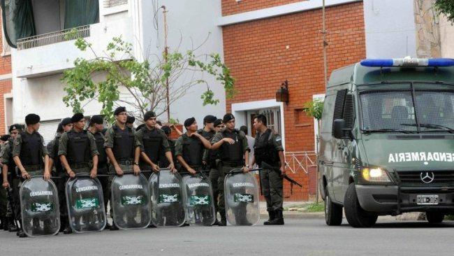 Vecinos de Lomas del Mirador solicitan la intervención de Gendarmería
