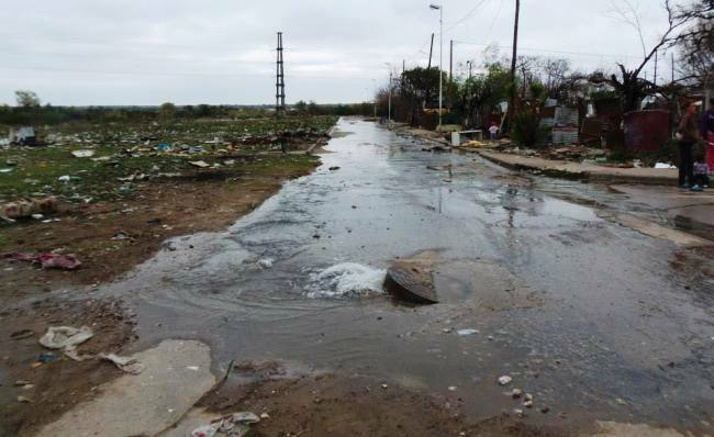 Militantes de la Lista 901 fueron víctimas de la inseguridad en Anacleto Media Sur