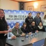 AGMER y AMET presentaron la lista de candidatos para la elección de vocales en el CGE