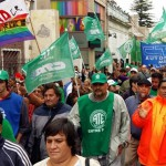 ATE repudia veto a ley antidespidos y exhorta a centrales obreras para un gran paro nacional