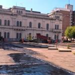 ¿Qué pasó con el proyecto para recuperar la Plaza Mansilla?