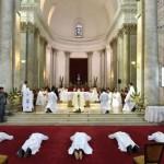 """Monseñor Puiggari: """"Como sacerdotes no podrán estar lejos del sufrimiento de sus fieles"""""""
