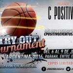 Crece la expectativa por el Try Out Tournament Argentina 2016