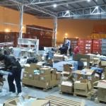 AFIP interceptó millonario contrabando disfrazado como donación para hospitales y/o clínicas de Entre Ríos