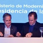 Credibilidad y transparencia: Bordet rubricó con el ministro Ibarra un acuerdo para modernizar el Estado