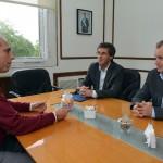 El gobernador estará en Puerto Madryn para firmar un acta de reparación con Nación