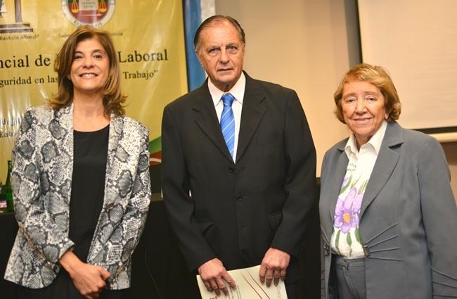 Más de 170 jueces y abogados debaten en Paraná sobre Derechos Fundamentales y Seguridad en el Trabajo