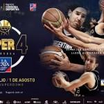 Super 4 La Caja: Córdoba encandila con tantas estrellas del básquet juntas
