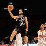 NBA: Garino jugará con Manu en los Spurs