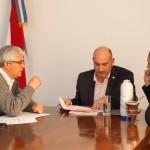 La provincia avanza en la firma de un convenio de asistencia sanitaria para Oro Verde