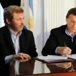 """Frigerio: """"Un sector de la dirigencia 'K' quiere que Macri se vaya con su Gobierno cuanto antes"""""""