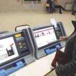Desde 2017 se votaría con boleta electrónica en todo el país