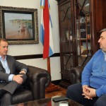 Destacan el acompañamiento de la provincia en la ampliación productiva de Baggio