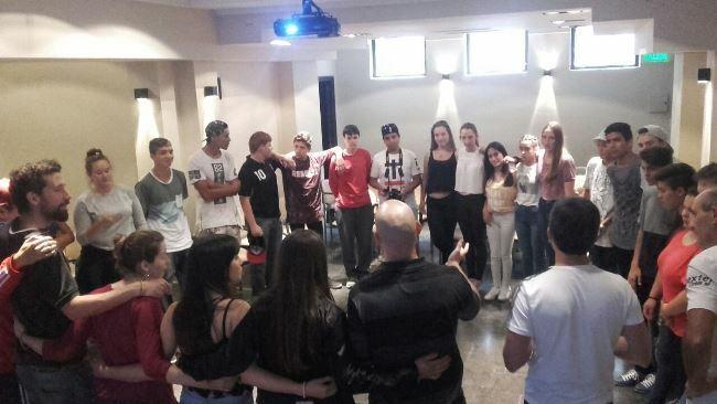 Ganadores del concurso La Noche de los Lápices viajaron a Rosario y Buenos Aires