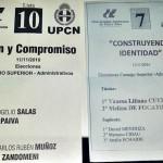 Elecciones en UADER: el escrutinio definitivo