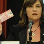 Procesaron a la ex titular de la Casa de Moneda Katya Daura