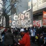 """El Polo Obrero amenaza con un """"gran piquete nacional"""""""