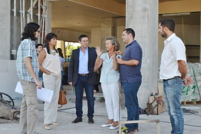 Nuevo Centro de Convenciones de Paraná: prioridad a vías edilicios accesibles