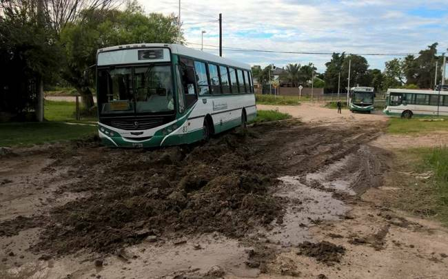 Los barrios también están olvidados por la Municipalidad de Paraná