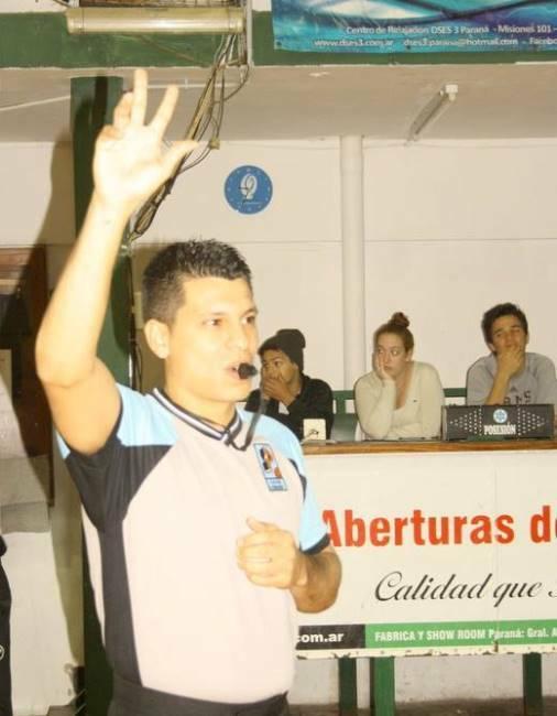 Franco Giorello se suma al comité de designaciones de la CABB