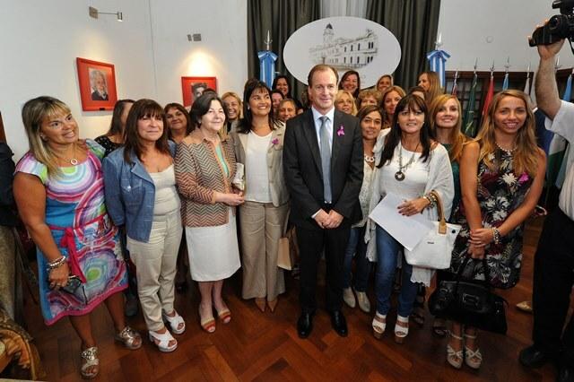 Bordet redobló el compromiso de trabajar por la igualdad de género