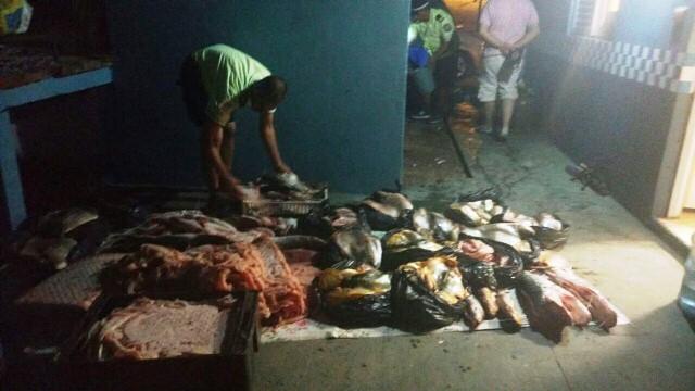 """Gobierno dice haber ejecutado un """"importante"""" operativo de control de la actividad pesquera"""