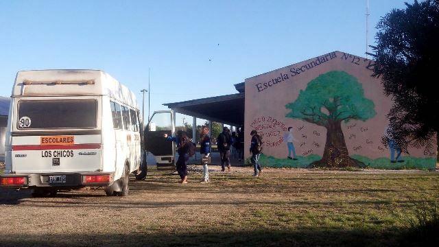 Se habilitarán 16 nuevos tramos de Transporte Escolar Rural