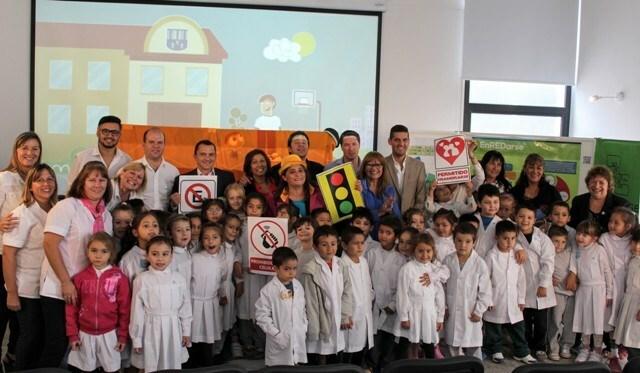 Se presentó la jornada sobre educación en Seguridad Vial