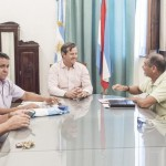 "Maratón ""Malvinas no Olvidar"": organizadores brindaron detalles al vicegobernador Bahl"