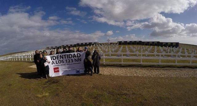 El contingente argentino que estuvo en Malvinas denunció un trato hostil de los isleños
