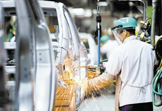 General Motors suspenderá a 350 trabajadores durante nueve meses