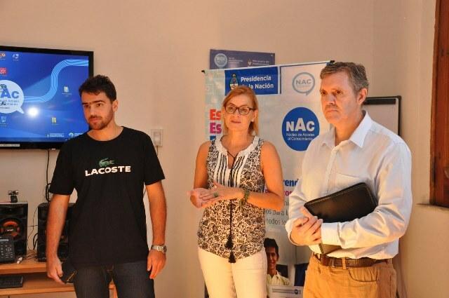 UADER y Punto Digital de Paraná iniciaron taller de informática para adultos mayores