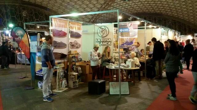 Exitosa participación de emprendedores entrerrianos en la Feria Internacional de la Artesanía de Córdoba