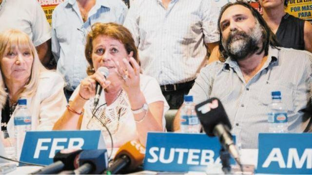 Fracasó otra negociación entre gremios docentes y el gobierno de Vidal