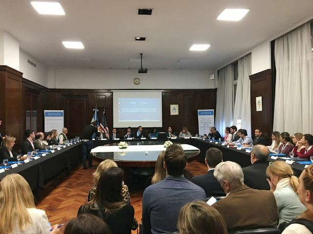 Entre Ríos participó en el taller sobre estrategias de protección al consumidor en Argentina y Estados Unidos