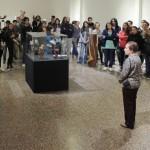 Nelly Giménez Vallana realizará una visita guiada abierta sobre su Muestra Antológica