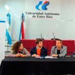 Se suscribió un Convenio UADER – Secretaría de la Juventud